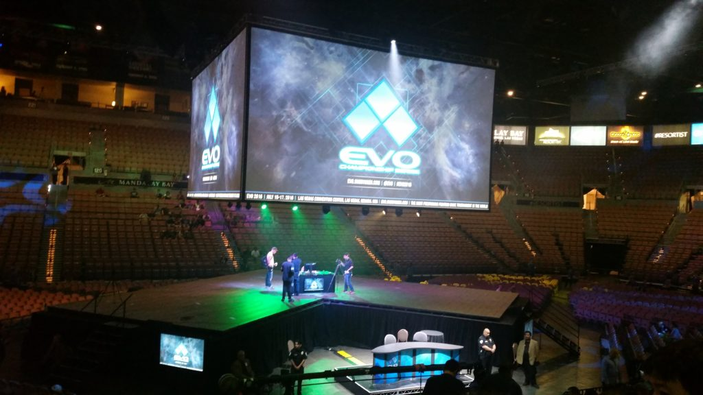 EVO Mandalay Bay