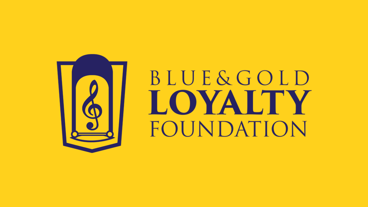 Case Study: Blue & Gold Loyalty Foundation Logo