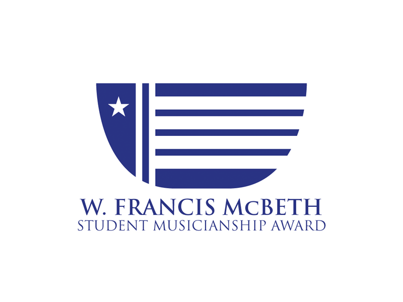 Creating A Logo To Recognize Outstanding Student Musicians