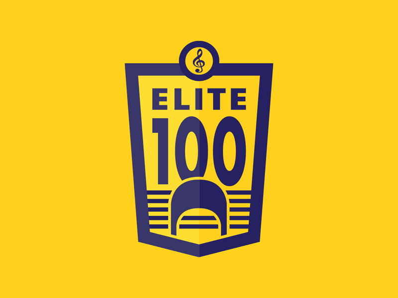 Case Study: Elite 100 Logo
