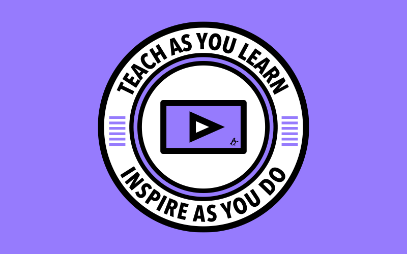 Teach As You Learn, Inspire As You Do